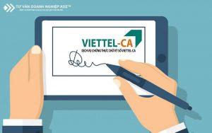 Dịch vụ đăng ký chữ ký số